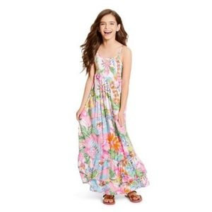 Nosey Posey Target Lilly Pulitzer Long Dress XL